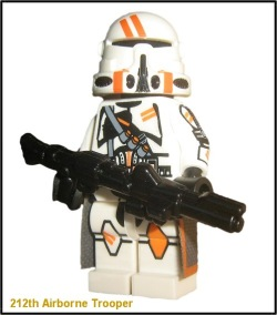 212th Airborne Clone Trooper