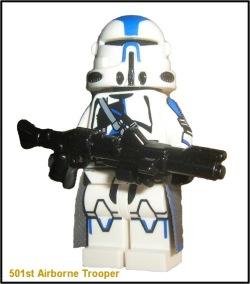 501st Legion Airborne Clone Trooper