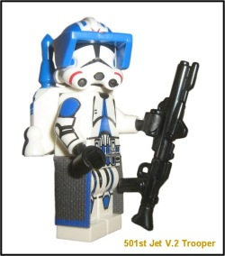501st Jet V.2 Clone Trooper