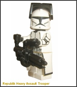 Republik Heavy Assault Clone Trooper