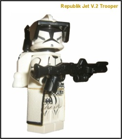 Republik Jet V.2 Clone Trooper