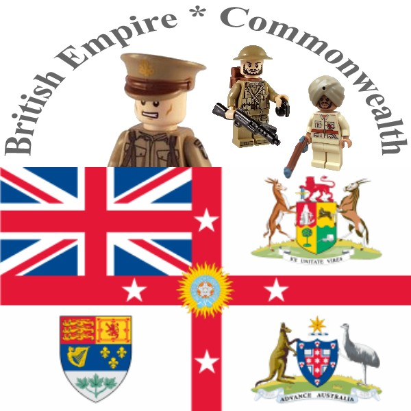 England & das Commonwealth